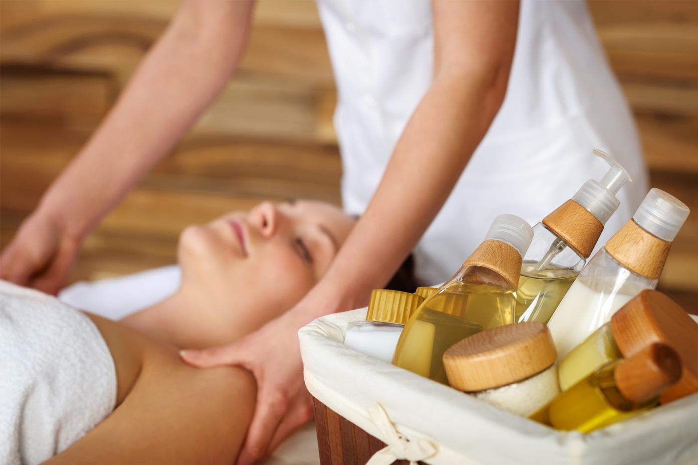Wellness Massage nur für Frauen